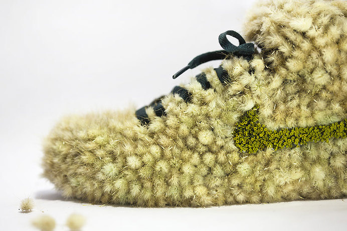 christophe-guinet-crafts-living-NIKE-sneakers-from-flowers-designboom-15 #nike