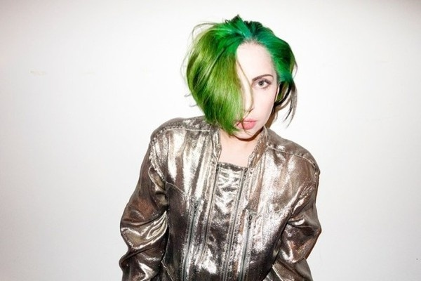 Lady Gaga by Terry Richardson #fashion #photography #inspiration