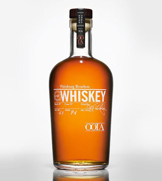 lovely package oola 2 #packaging #whiskey #bottle