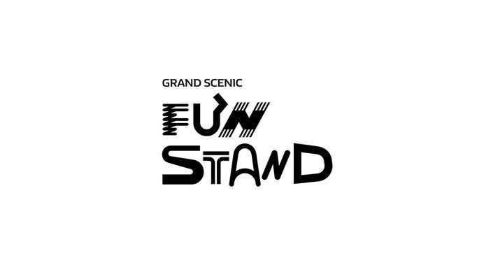Grand Scenic Fun Stand