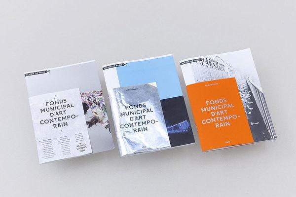 Dir. des Affaires Culturelles de Paris Brochure FMAC 13/14 Les Graphiquants #cover #editorial #brochure