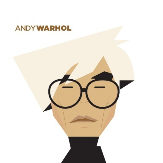 365 - Jag Nagra: Graphic Design: Vancouver #illustration #andy #warhol