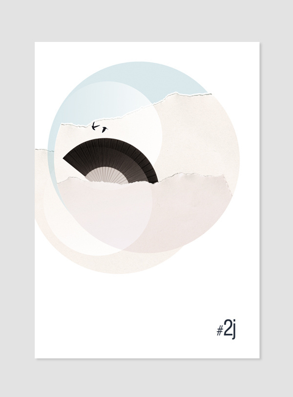 # Collage on Behance #design #collage