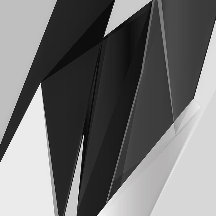 Obsidian by Jim Keaton #structured #design #graphic #illustration #art