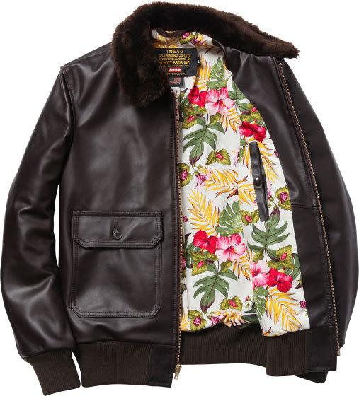 4 schottr_leather_flight_jacket_1329738913 #fashion #mens #jacket