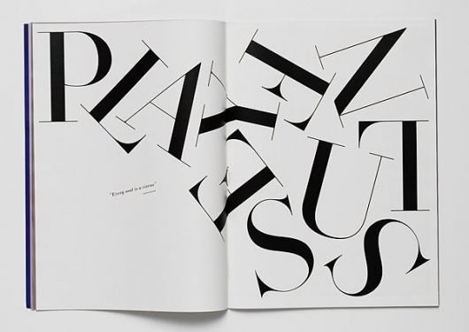 08.jpg 600×425 pixels #editorial #magazine #typography