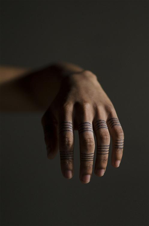 Philadelphia, Pennsylvania by Kashmir Williamsread more on www.skltn m.com #finger #tattoo