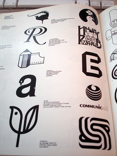 Modern Publicity 1981   Flickr - Photo Sharing! #logos