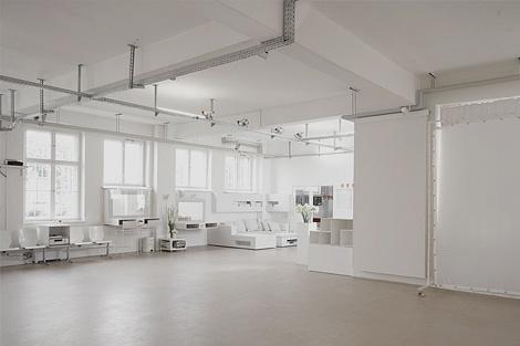 Friday Inspiration 43 - Jared Erickson | Jared Erickson #office #white
