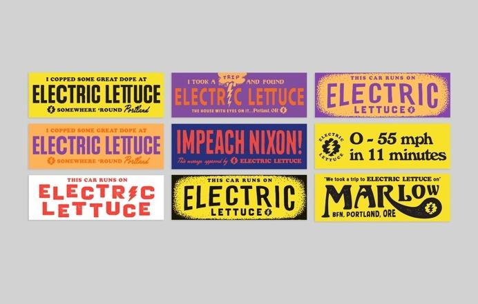 Electric lettuce / OMFGCO