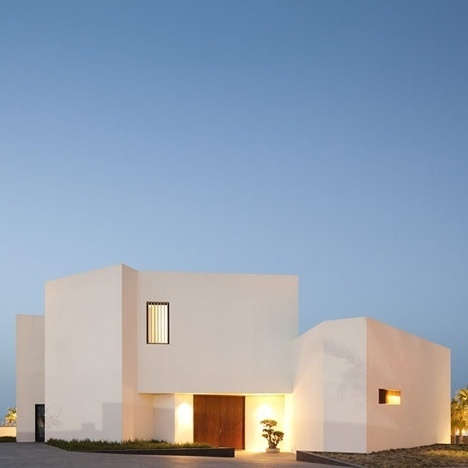 Dezeen » Blog Archive » Star House by AGi Architects