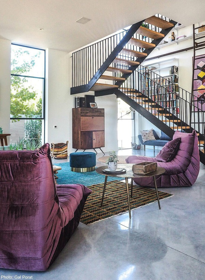 interior design / ET Eicholz Antebi Arch