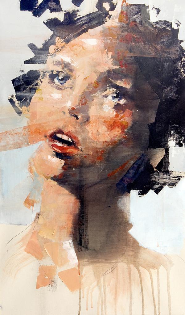 Dario Moschetta   PICDIT #painting #artist #portrait #art