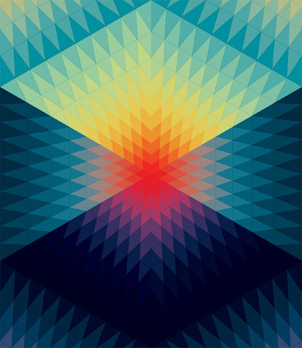 Andy Gilmore Geometric Design #gilmore #andy #geometry #design #geometric #illustration