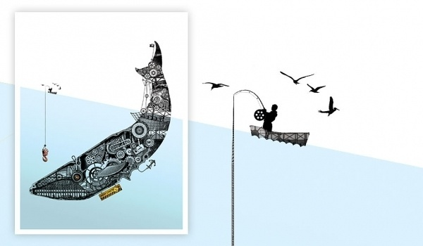 Diego Grafico - Portfolio Diego Hernan Mazzeo - Diseño Grafico - Ilustracion #illustration #design #graphic #collage