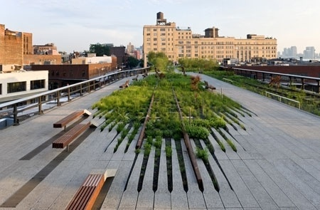 FFFFOUND! | Dezeen » Blog Archive » The High Line by James Corner Field Operations and Diller Scofidio + Renfro #nyc