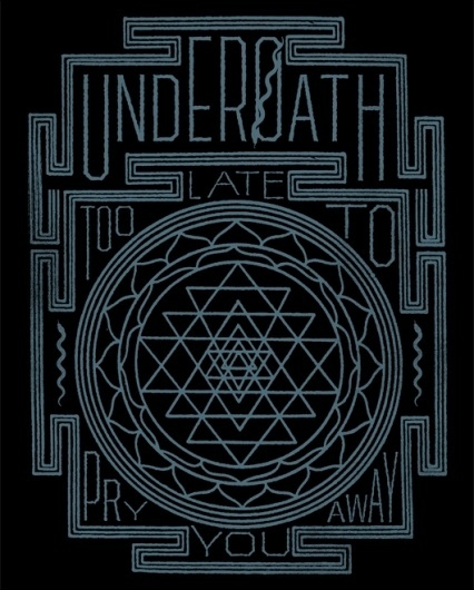 uo-tribe.jpg 530×658 pixels #underoath #dark #apparel #typography