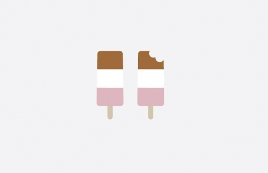 Matthew Hancock | Blog #iconography #design #graphic #icons #illustration #lollies #ice