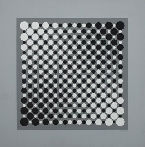 (42) Tumblr #halftone #pattern #design #circles #dots #polka