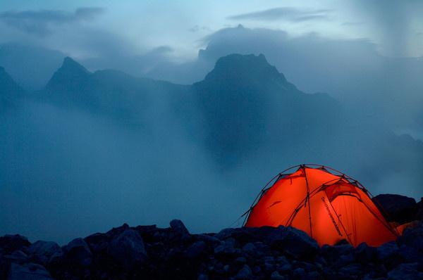 Source: oakdesignstudio.com #colour #camping