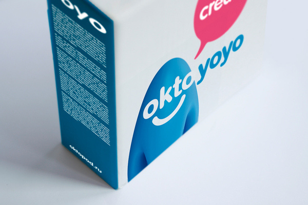 Oktopod Rebranding #strategy #gifts #corporate #brand #emotional #identity