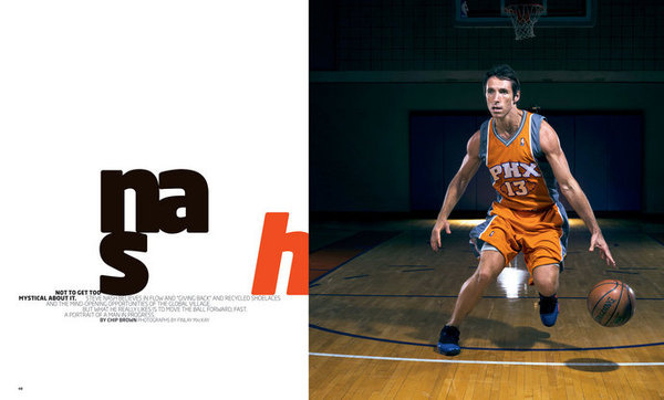 Play, The New York Times Sports Magazine #editorial