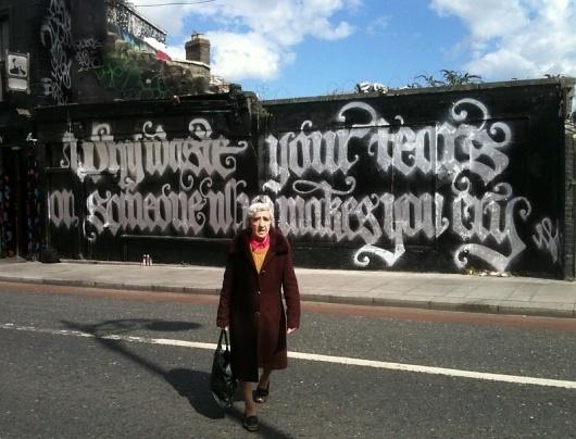 Calligraffiti #calligraffiti #typography