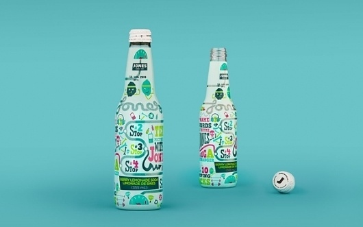 Lauren DeFranza / Pinterest #creative #super #packaging #design #graphic #big #illustration #handmade #type #fun