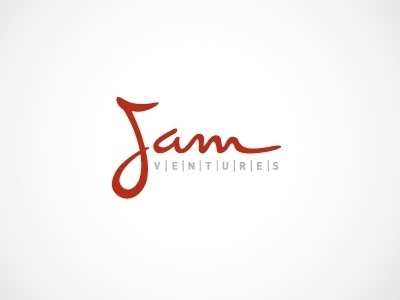 Dribbble - Jam Ventures updated by Nathan Walker #music #type #logo