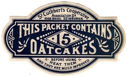 15 Oatcakes #label