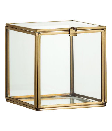 Glass Box, H&M Home