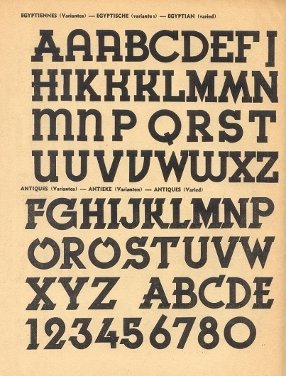 All sizes | 100 alphapub p16 | Flickr - Photo Sharing! #type #specimen