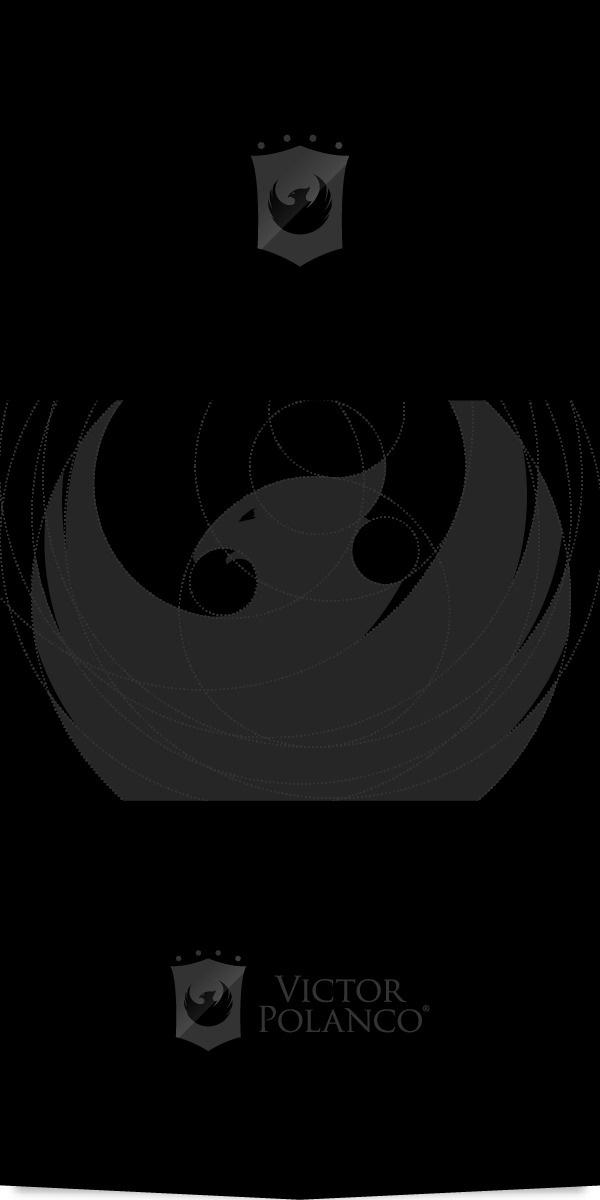 Victor Polanco / El Estratega #logotype #branding #heraldry #corporate #symbol #identity #logo