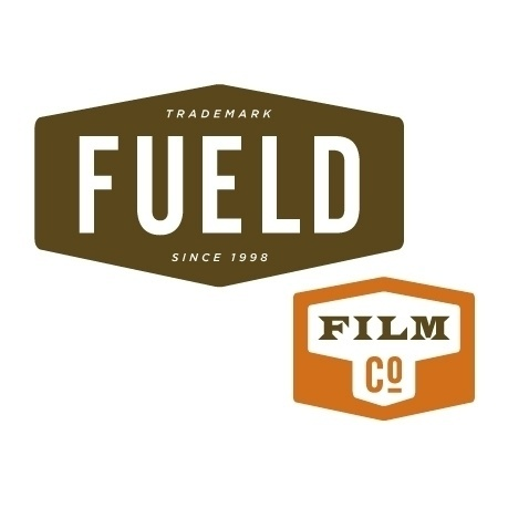 FFFFOUND! | Veer: Ideas: Fueld Films Logo by chuck williams #film #fueled #brandin #brand #identity #company #logo