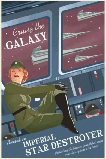 The Art of Steve Thomas « These Old Colors™ #steve #design #wars #thomas #star
