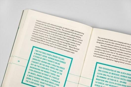 0 Por Ciento >> Espacio web especializado en grafismo #grid #spread #book