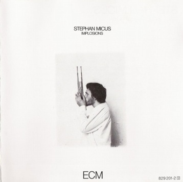 Images for Stephan Micus - Implosions #album #white #minimalism #covers #ecm #records