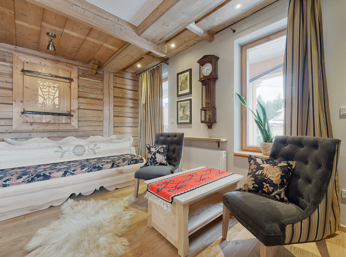 Cozy wooden house #interior #design #space #architecture #room