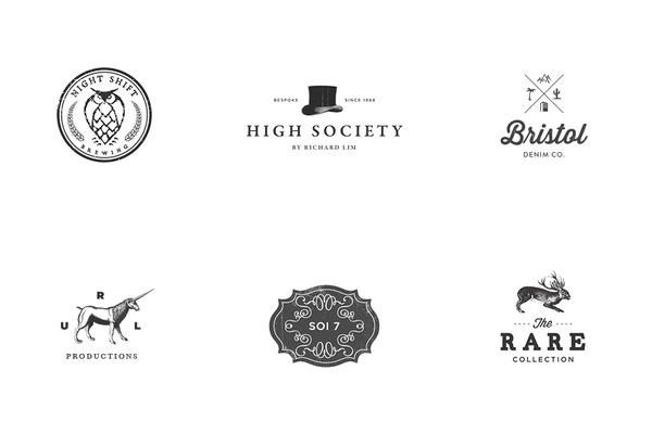 Logos Thanh Nguyen | Graphic Design #logos #branding #design #graphic #brand #identity #vintage #logo