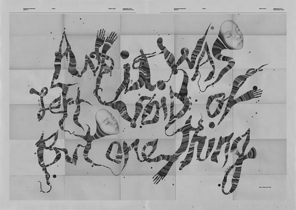 - NEWWORK MAGAZINE ISSUE Nº1 - #print #newwork #typography