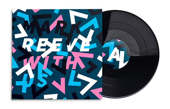 schultzschultz #design #illustration #record sleeve