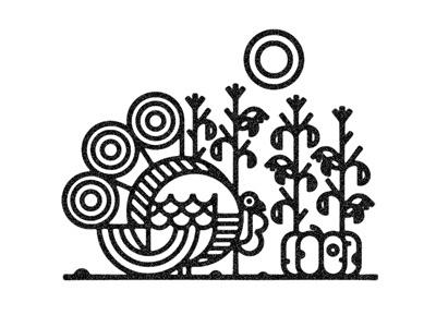 Gobblegobble #icon #symbol #pictogram