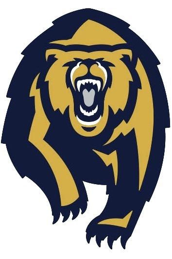 University of California Athletic Department Logo #identity #design #graphic #branding