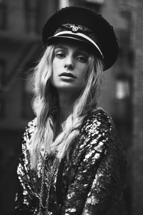 Anouk Van Kleef by Paul Morel #model #girl #photography #portrait #fashion #beauty