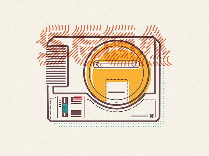 james oconnell illustration #genesis #illustration #drive #mega #games
