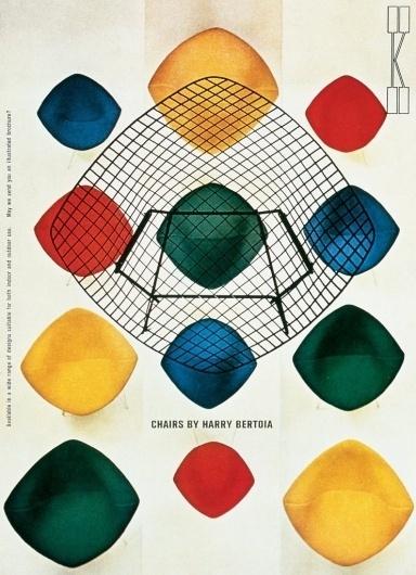The Visual Language Of Herbert Matter #knoll #herbert #matter