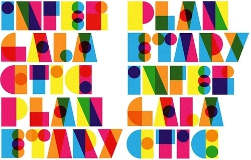 thesketchbookof #colour #typography