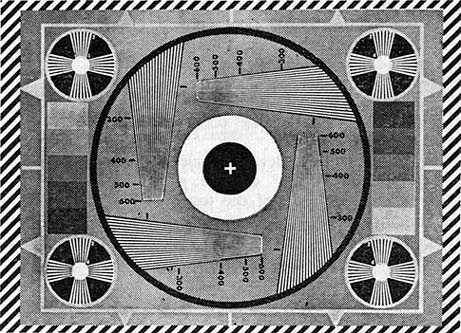 More than just a pretty face... #television #testcard