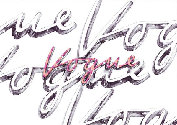 Typedose Calligraphy Inspiration #12 Typedose