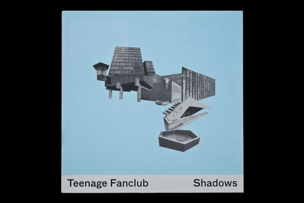 Teenage Fanclub Shadows #album #packaging #graphic #illustration #music